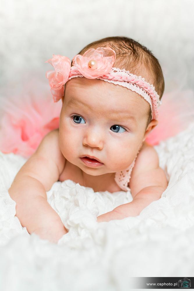 sesje niemowlęce opole