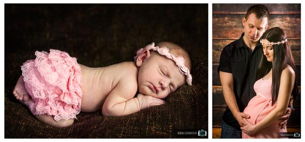 fotografia ciążowa i noworodkowa opole